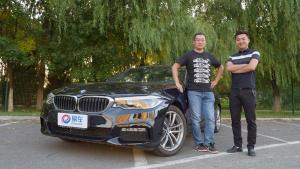 暗香盈袖 旭子卞亚梦深度体验BMW525Li M运动套装