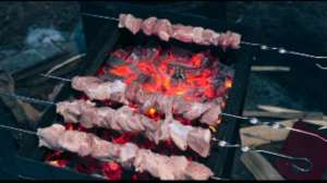 #汽色365# 谢尔盖烤肉 战斗依旧