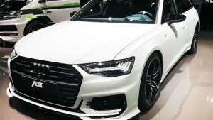 外观动感,动力提升,奥迪A6 ABT年内开售!