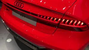 实拍2020款奥迪RS 7 Sportback