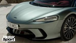 全新款迈凯伦GT秀加速