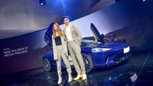 最新迈凯伦车型仅售198.8万 速度不是重点 舒适才是 实拍迈凯伦GT