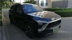 一起来试驾|蔚来首款纯电大七座SUV蔚来ES8,百公里加速仅4.4s(上)