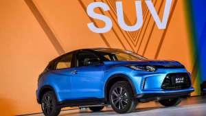 首款纯电SUV VE-1上市 广汽本田电动化全面