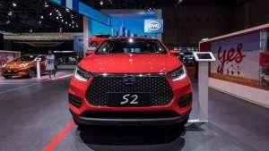 比亚迪S2,年轻人的第一台电动SUV