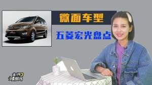 【出行晴报局】微面车型五菱宏光盘点