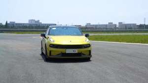 【五号60秒】赛道中的领克03+ 刹车表现竟能优于高尔夫GTI