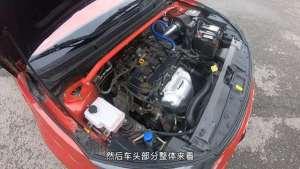 实拍改装逸动 加大发动机的呼吸道是改装必不可少的