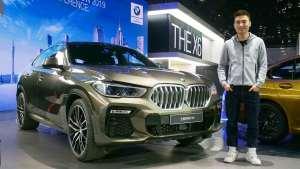 轿跑SAV开创者三度领跑 旭子解析全新BMW X6