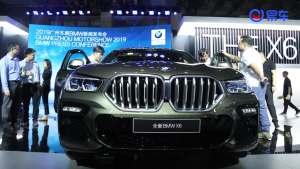 2019广州车展:瑞评全新宝马X6