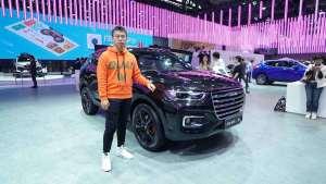 【2019广州车展】还能再火一把?哈弗H6 GT 预售13万起