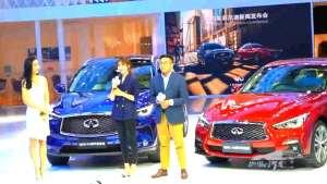 《发现新人设》广州车展英菲尼迪30周年限量版QX