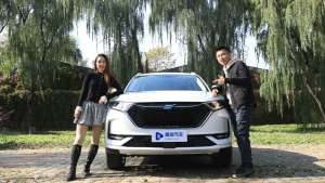 为质价比代言 长安欧尚X7有比肩合资车的能力吗?
