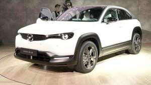 外观很跨界,马自达首款电动车MX-30能火吗?你会不会买