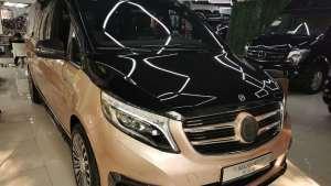 商务车定制大师迈沙锐 上海国际车展全系进口车型首发参展