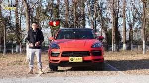 小奇试车丨与溜背最合拍的SUV Cayenne Coupé优势竟是性价比!