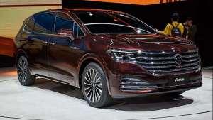 大众汽车品牌携三款新车亮相广州车展
