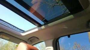 新车抢鲜看:本田CR-V全景天窗,面积可观常规操作
