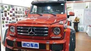 华夏安邦 硬派越野SUV奔驰大G视频解析 卓越性能性价比
