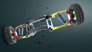 汽车知识百科:什么是双横臂悬架