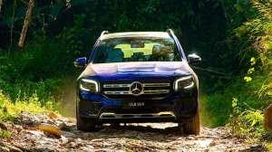 凌波微步 西双版纳试驾全新梅赛德斯-奔驰GLB SUV