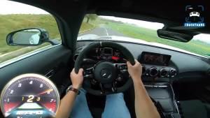 第一视角体验梅赛德斯-AMG GT R PRO
