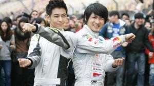 林志颖和韩寒,谁才是明星界的最强赛车手?原来差距这么大