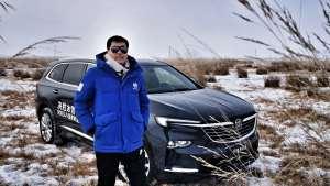 冰雪圣诞狂欢 | 2019别克SUV强者体验营之冰雪乐园