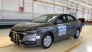 C-IASI 2019年度第二批科鲁泽车型测评结果发布