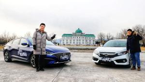 易起鏖战之北京现代菲斯塔VS东风本田思域配置对决