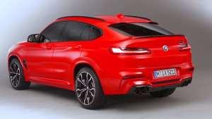 十分帅气的2020款宝马X3M内部外观的驱动性能展示