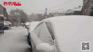 【老张聊车】下雪天气户外停车注意,你的做法正确吗