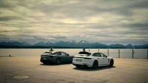 全新一季Top Gear第一集:法拉利与保时捷