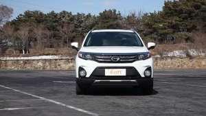 紧凑精致 体验广汽传祺小型SUV GS3
