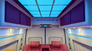 西安福特改装内饰后排座椅包覆迈巴赫顶|改个车