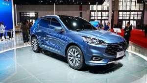 国内专属设计,福特ESCAPE亮相2019上海车