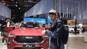 上海车展:1分钟快评重磅新车—哈弗F7x
