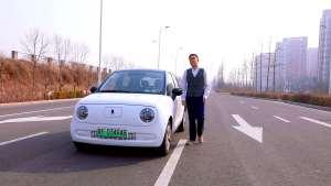 设计萌、售价亲民的欧拉R1未来会成中国经典国民车吗