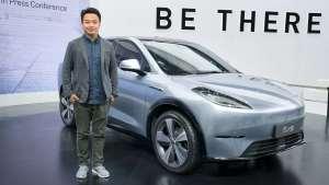 车展看新车:全新的品牌,细聊全新博郡iV6
