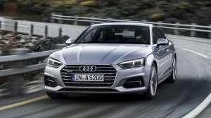 轿跑车身、LED流水转向灯、无边框车门,新款奥迪A5