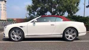 2018款宾利飞驰V8S世界顶级奢华超级豪车天津现车