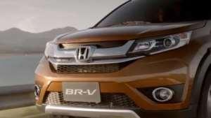 新款本田BR-V车型曝光了, 变化不大,价格便宜