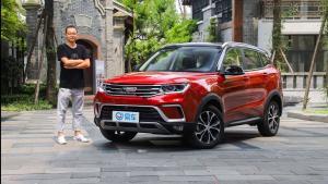 试驾野马小型SUV博骏 九万元能带来什么?