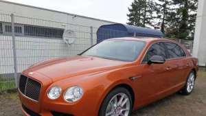 18款宾利飞驰V8S现车顶级奢华当之无愧