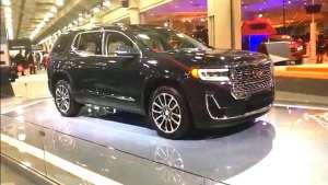 你们要的大型SUV 2020 款GMC Acadia 实拍 2.0T