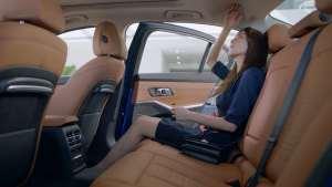 全新BMW3系加长版曝光,同级最大空间,舒适不输奔驰