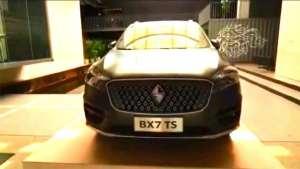 探秘全球首条8车型智能生产工厂 试驾宝沃BX7