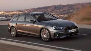 造型更修长/动力更丰富  2020款奥迪A4 Avant海外试驾