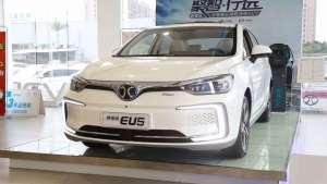 北汽新能源EU5、吉利帝豪EV 450,谁值得购买?