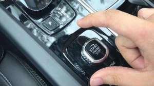 实拍:沃尔沃XC60启动方式演示,旋转按钮开关便捷